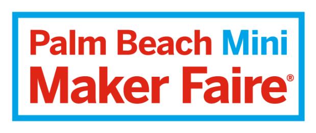 Palm Beach Mini Maker Faire logo