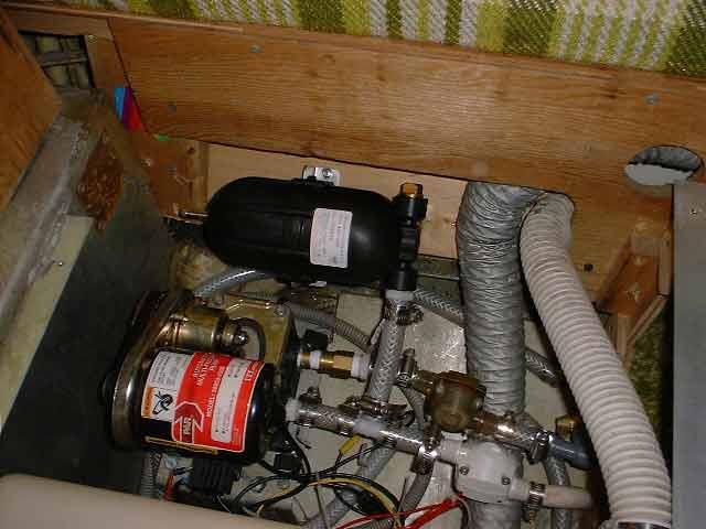 Caravan Water Pump Wiring Diagram Fresh Water System