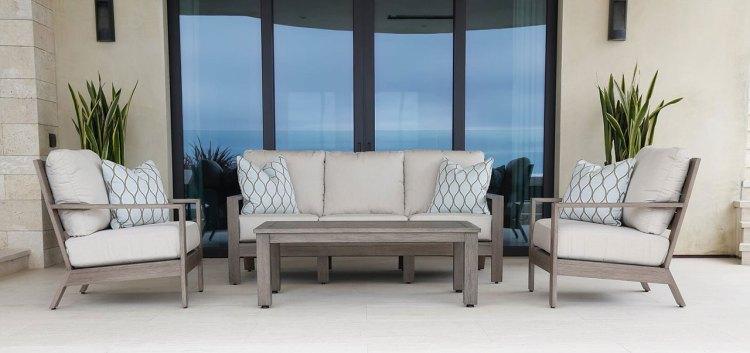 Laguna Deep Seating Set
