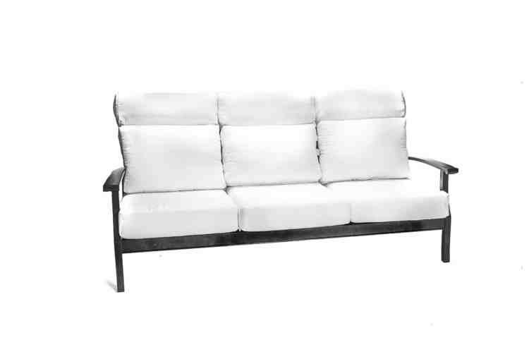 Newport Sofa in Black