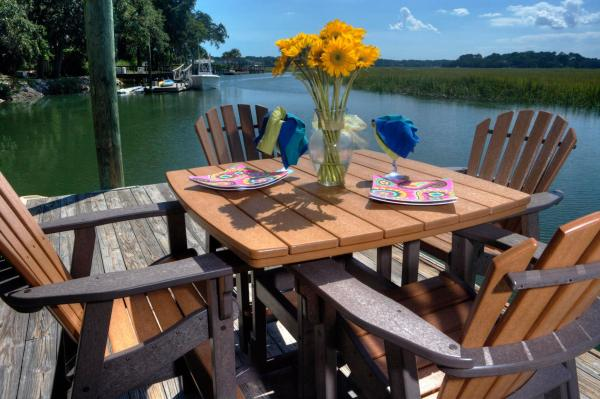 plastic patio furniture Why You Should Choose Recycled Plastic Outdoor Furniture