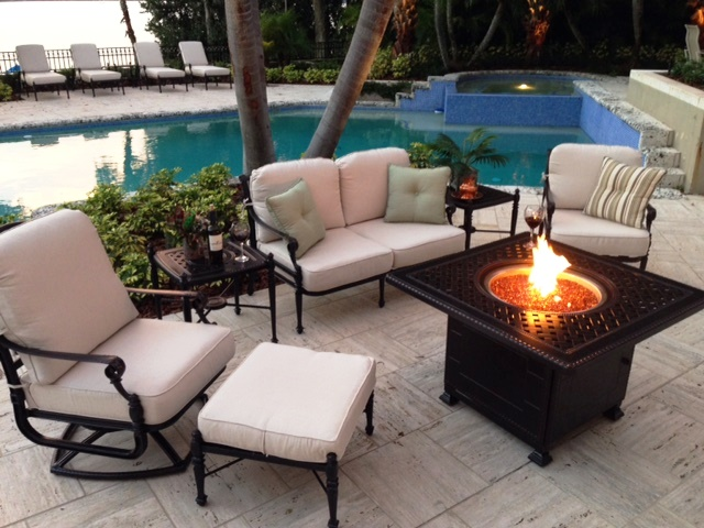 best pool patio furniture to have this
