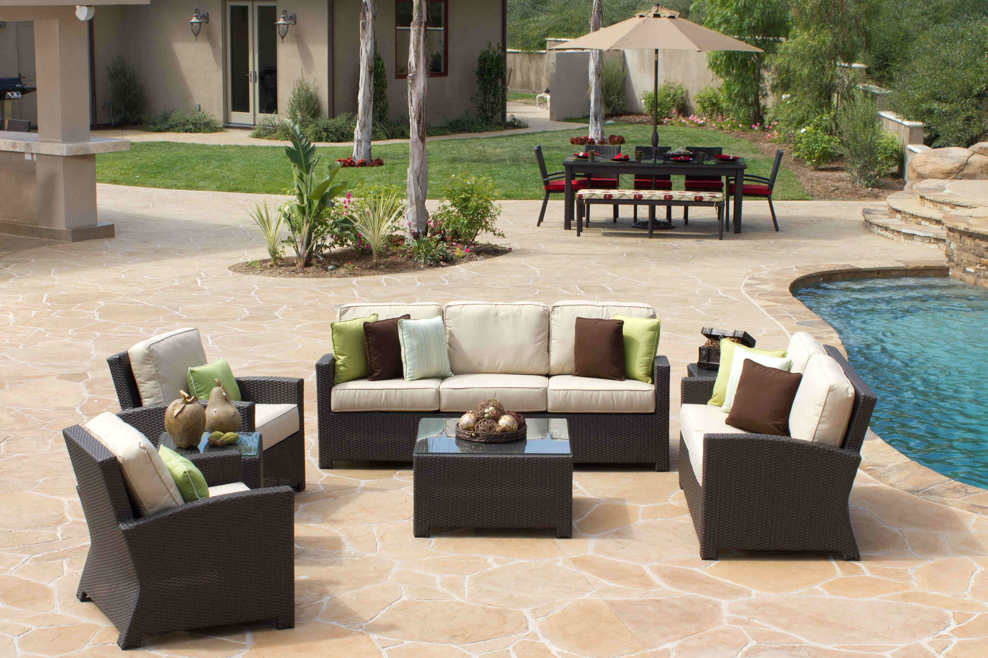 And Pool Furniture Patio
