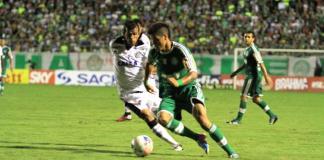 Leandro foi decisivo no Palmeiras