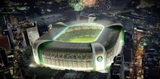 Allianz Parque, nova arena palmeirense.