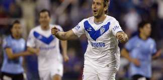 Lucas Pratto, atacante do Vélez.