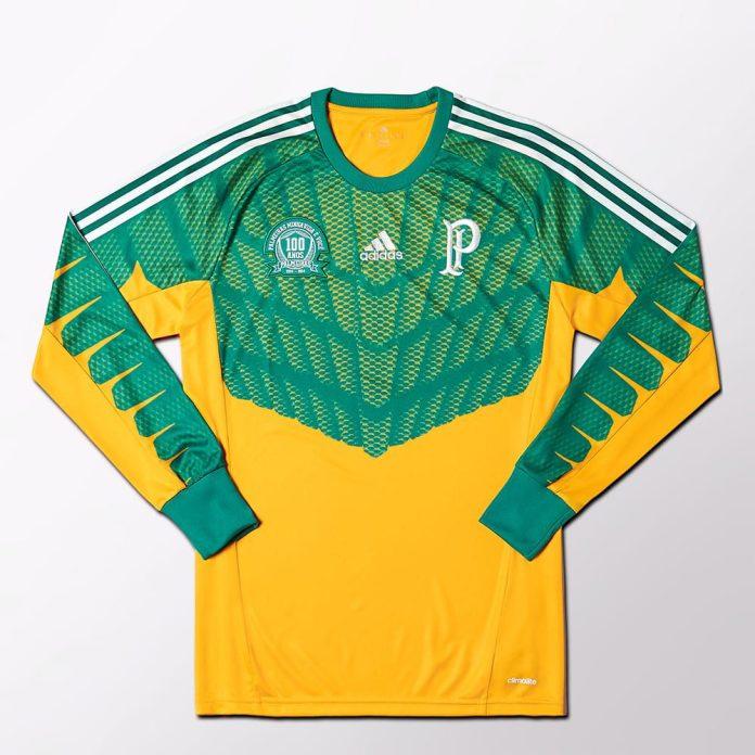 Nova camisa adidas Palmeiras.