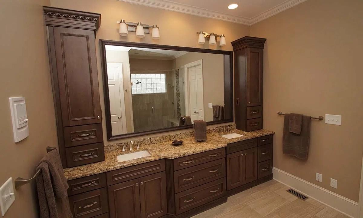 Master Bathroom Remodel  Creating a SpaLike Atmosphere