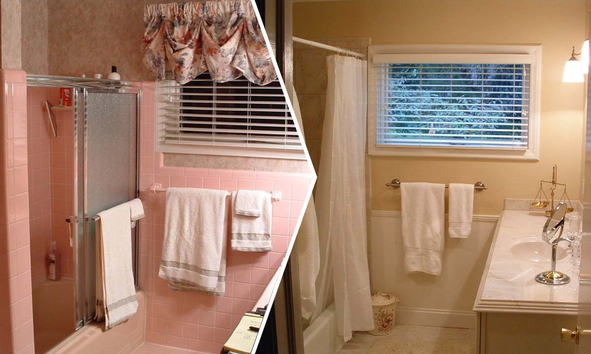 Home Upgrade with Bathroom Makeovers  Bathroom Remodeling