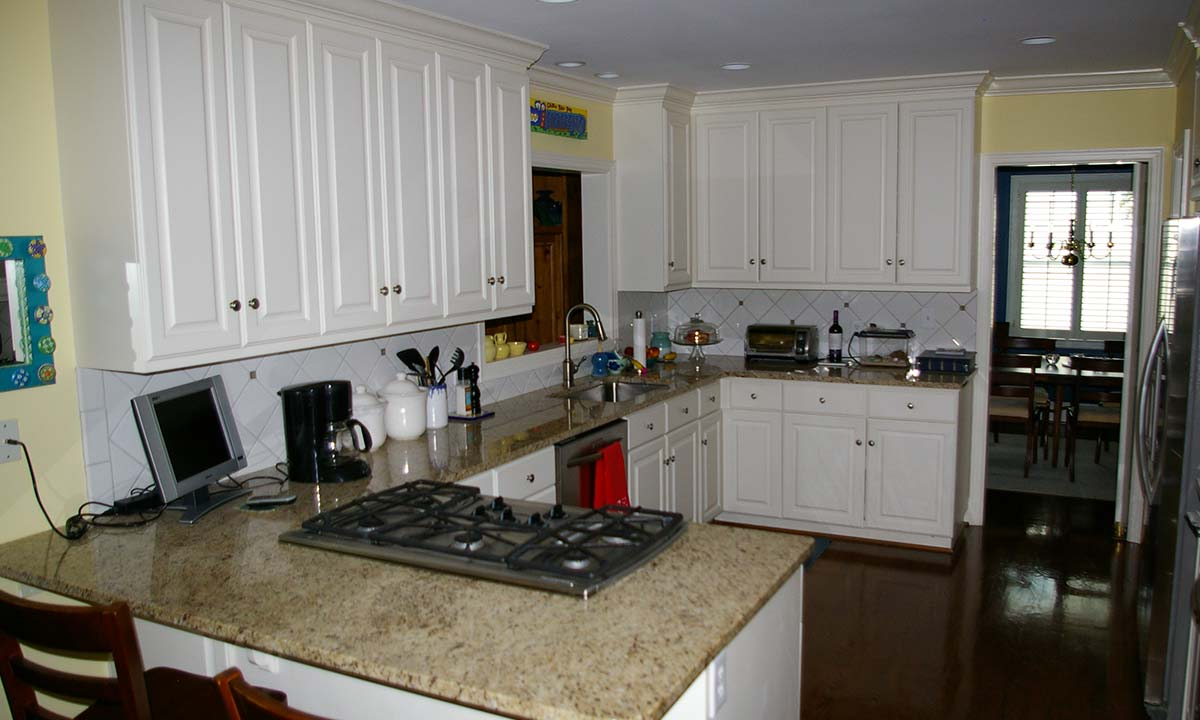 Kitchen Revamp  Kitchen Remodeling Idea Gallery