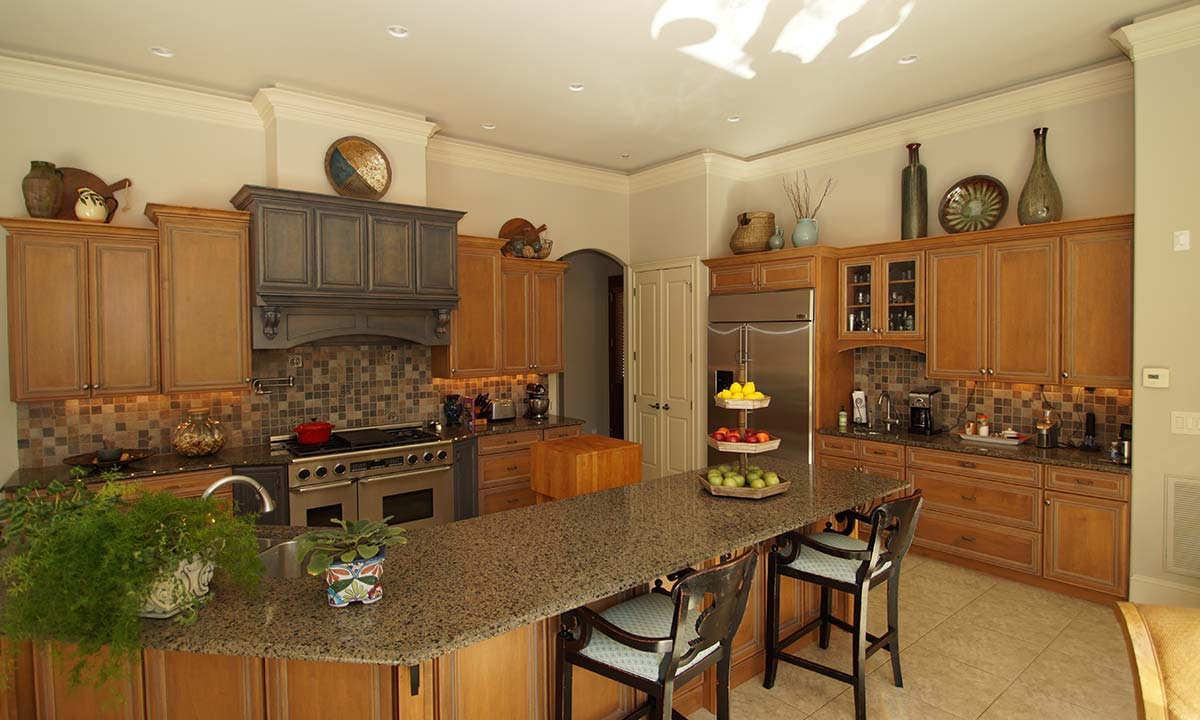 Modern Mediterranean Kitchen  Kitchen Remodeling Ideas