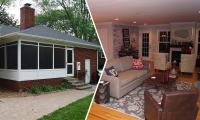 Whole House Remodel  Updating 1960s Brick Ranch
