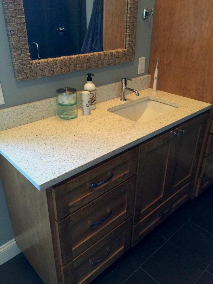 PDD design home downstairs bathroom sink