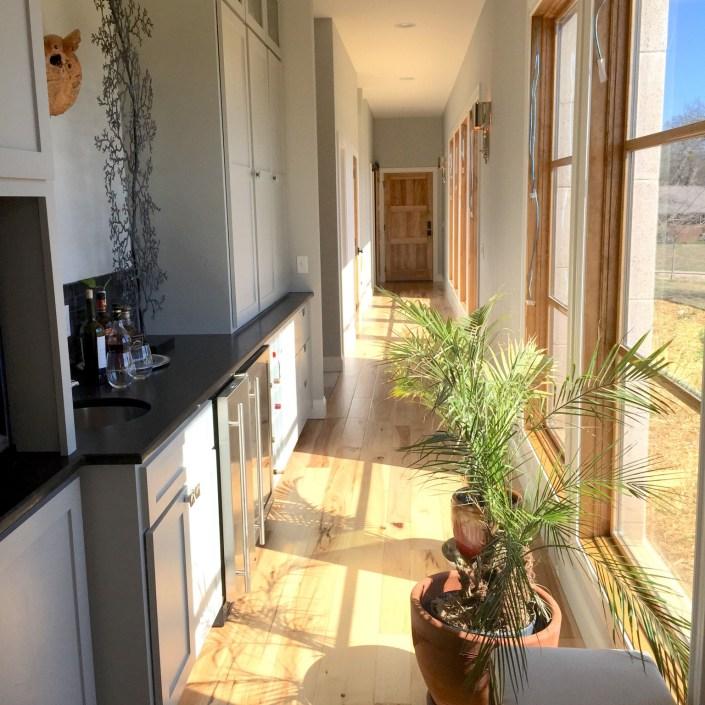 PDD design home hallway