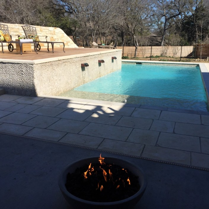 PDD design home pool