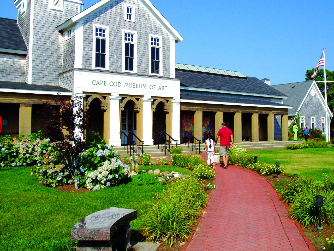 Cape Cod Museum Trail  The Cape Cod Museum Of Art