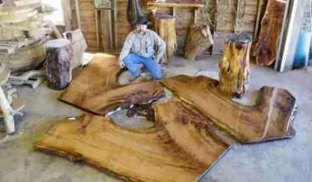 Live Edge Table Top Wooden Furniture Wood Table About Us Palmer Rustic Furniture Stigler Oklahoma