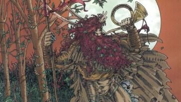 james a owen's starchild cover art