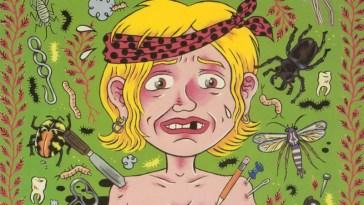 julie doucet's dirty plotte