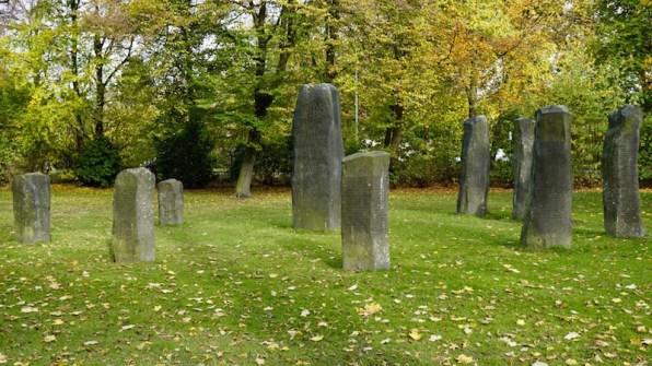 Memorial for German soldiers who dies in WW2