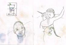 Una isla 1 - 2012 - Waltraud Palme - palmeszeichenblogg@gmail.co