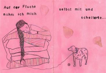Wandertagebuch 8 - 2011 - Waltraud Palme - palmeszeichenblogg@gm