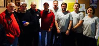 PCC against Napanee Curling Club - 2014 Cherry Blossom Bonspiel