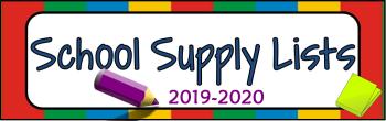 2019-2020 school-supplies