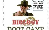 Biology Boot Camp