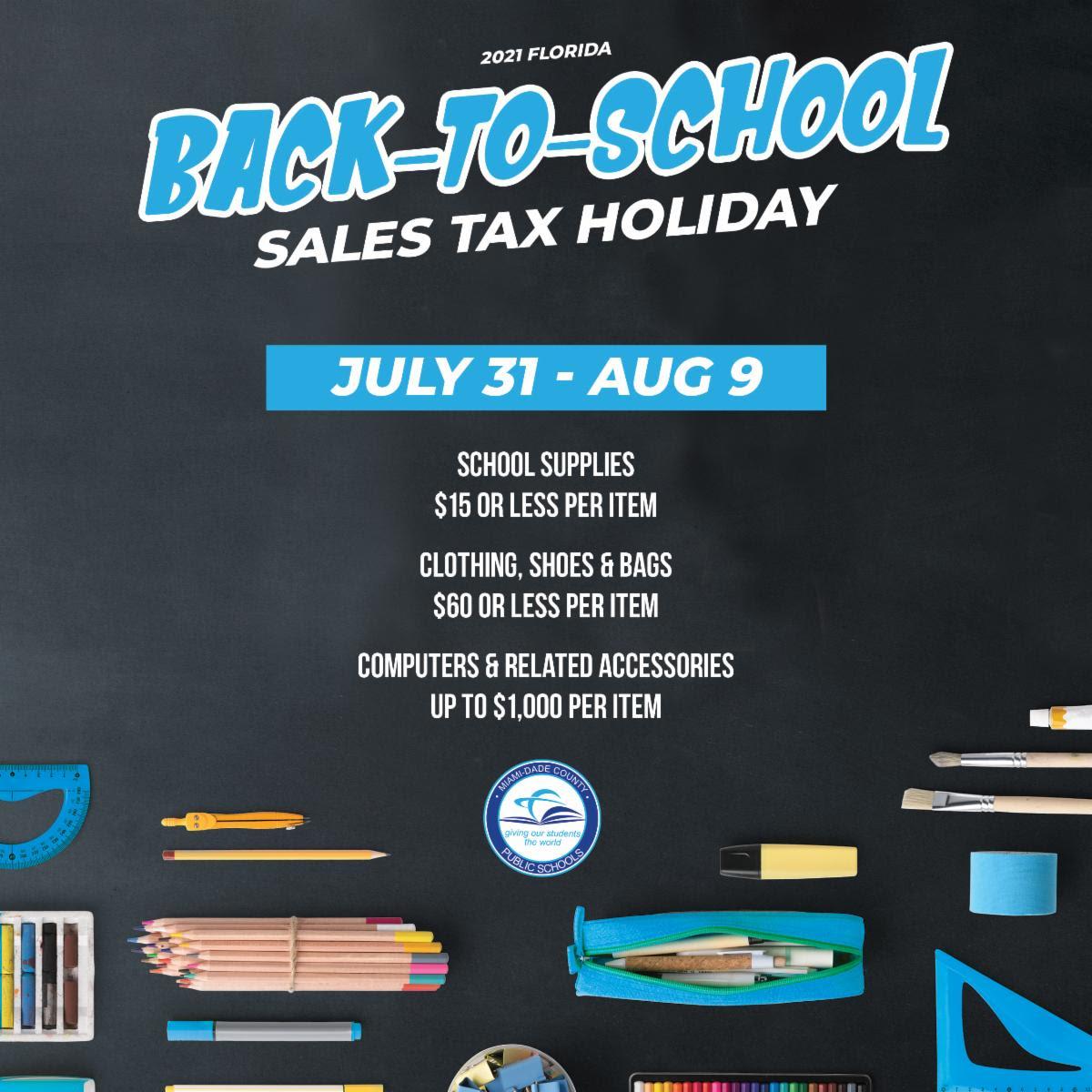 tax flyer
