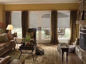 Interior Home door shades