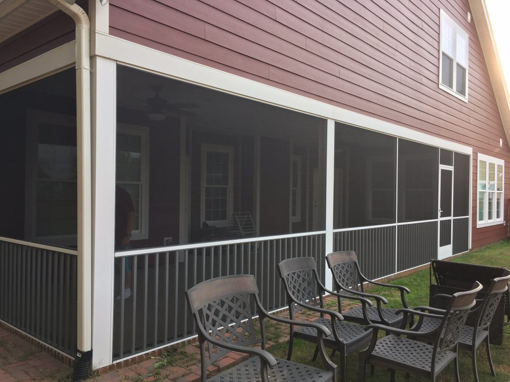 Porch Screen Repair Replacement Amp Installation Services