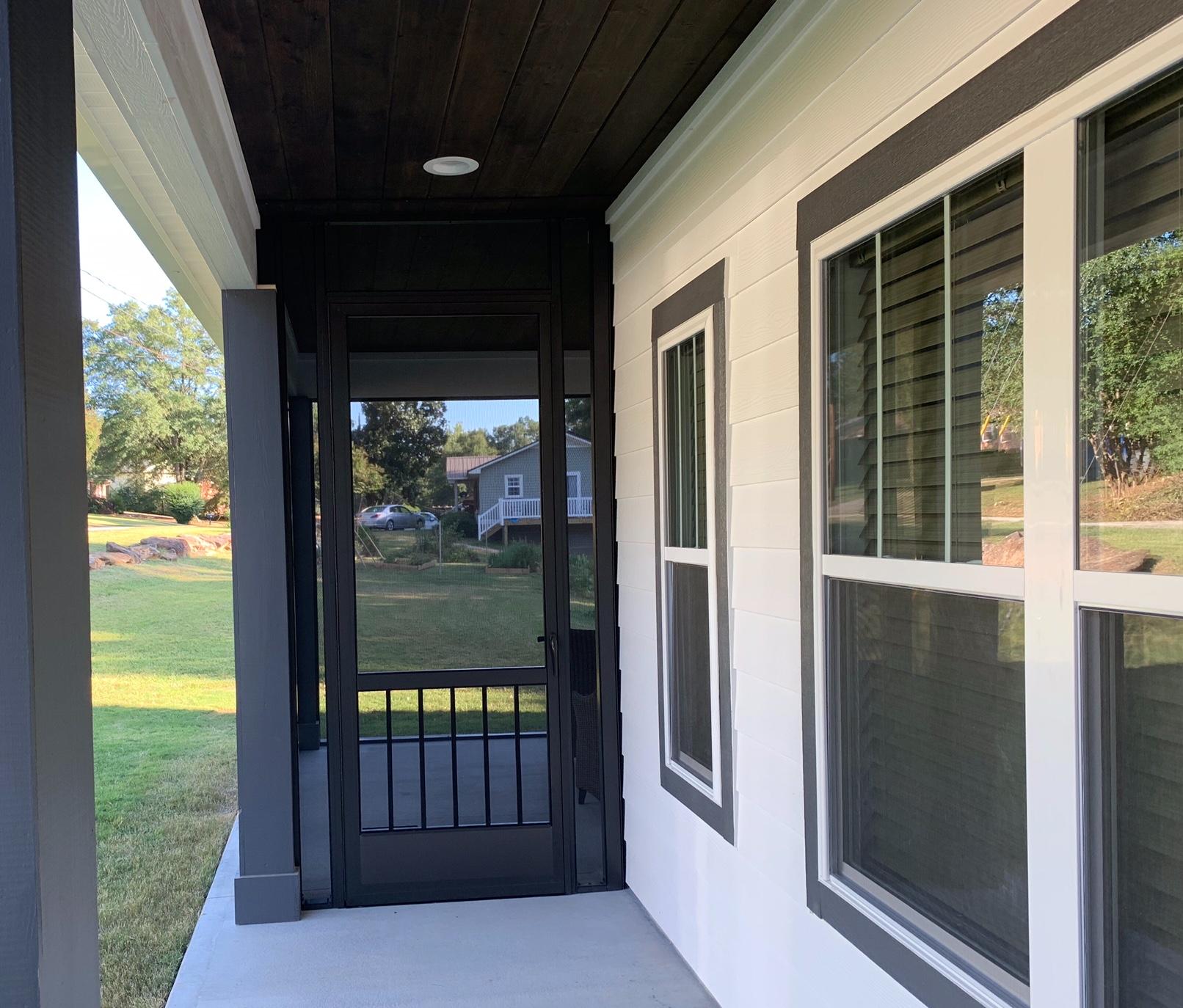 Patio Doors Greenville Sc: Greenville-SC-PCA-8-foot-tall-screen-door-Westmore-model