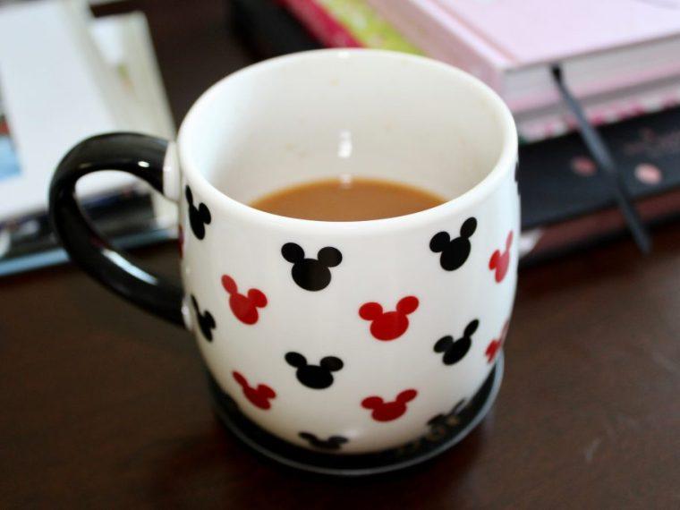 Target Mickey Mouse Mug