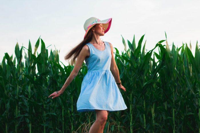 Lauren James Brooke Dress