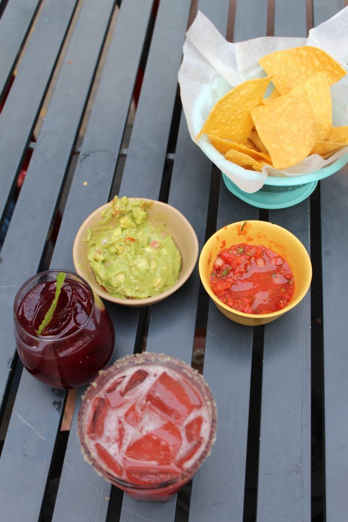 Gonza Chips and Salsa