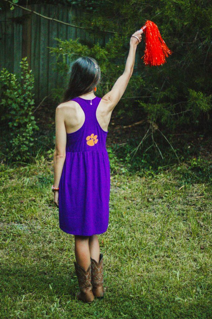 Clemson Lauren James Everly Dress