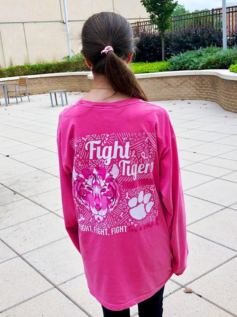 Clemson Breast Cancer Awareness