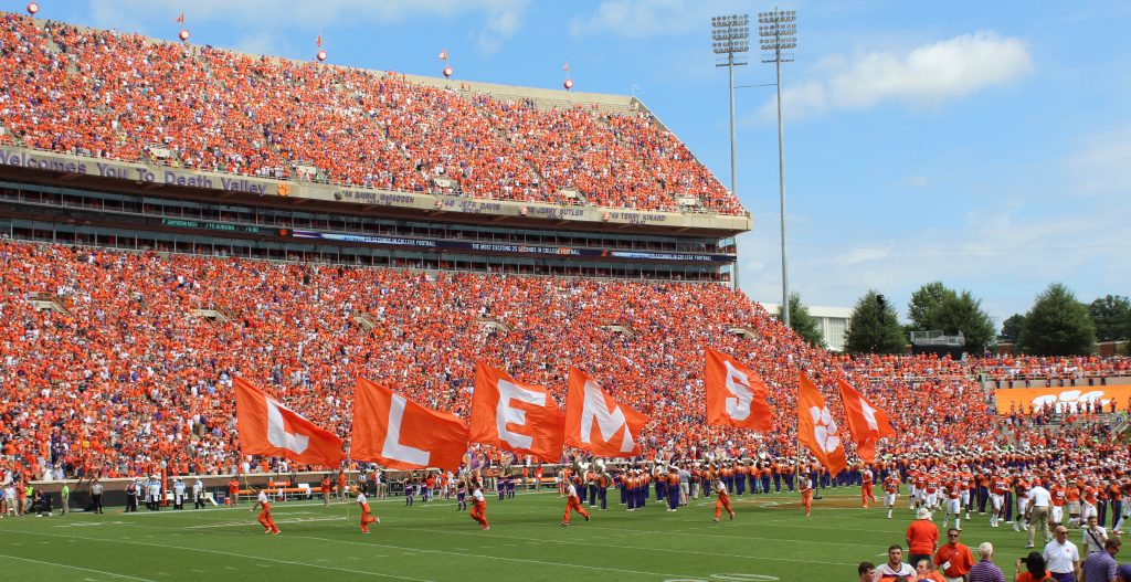 Death Valley Clemson