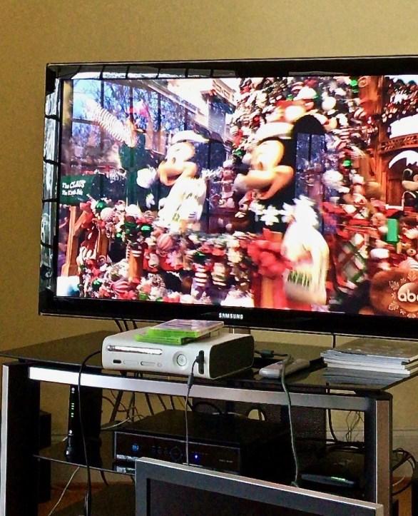 Disney Parks Christmas Morning Celebration