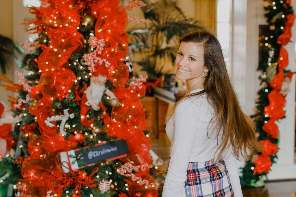 Carolina Inn Christmas Tree