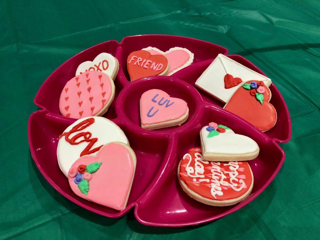 The Sassy Sissy Bakery Raleigh Sugar Cookies