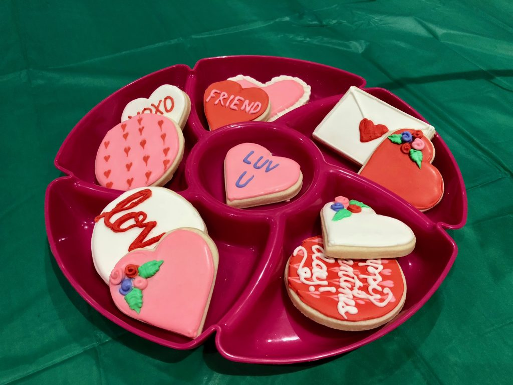 The Sassy Sissy Bakery Raleigh Sugar Cookies