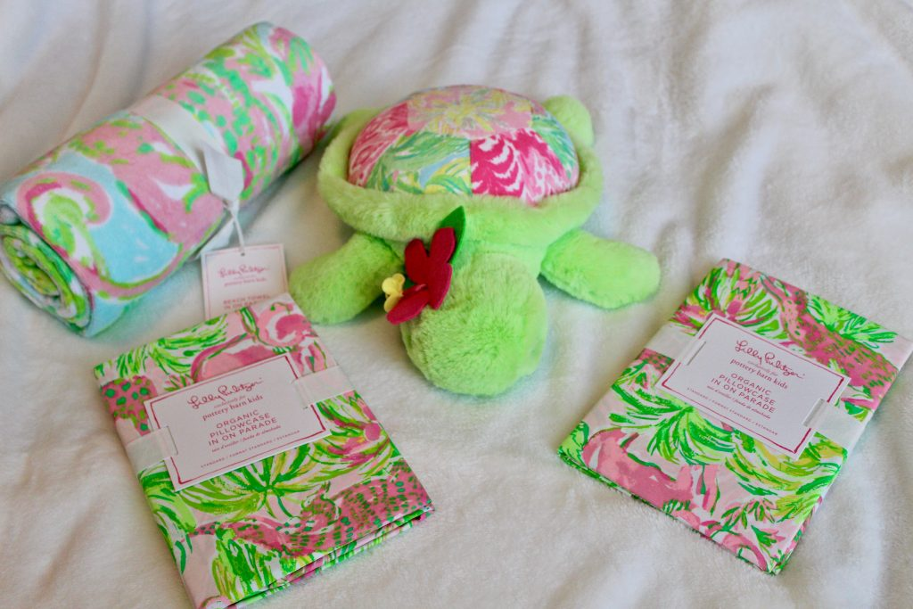 Lilly for Pottery Barn Haul