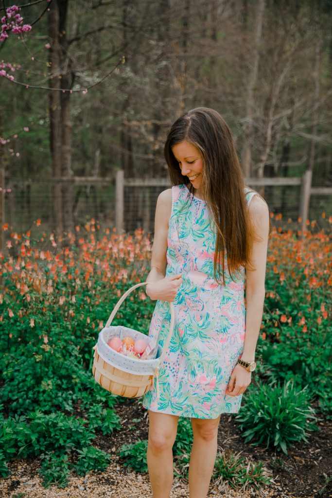 Lilly Pulitzer Easter Dress