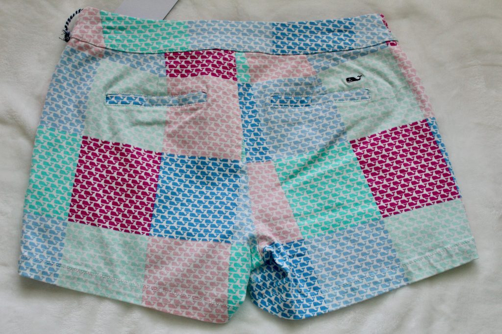 Vineyard Vines for Target Patchwork Whale Shorts