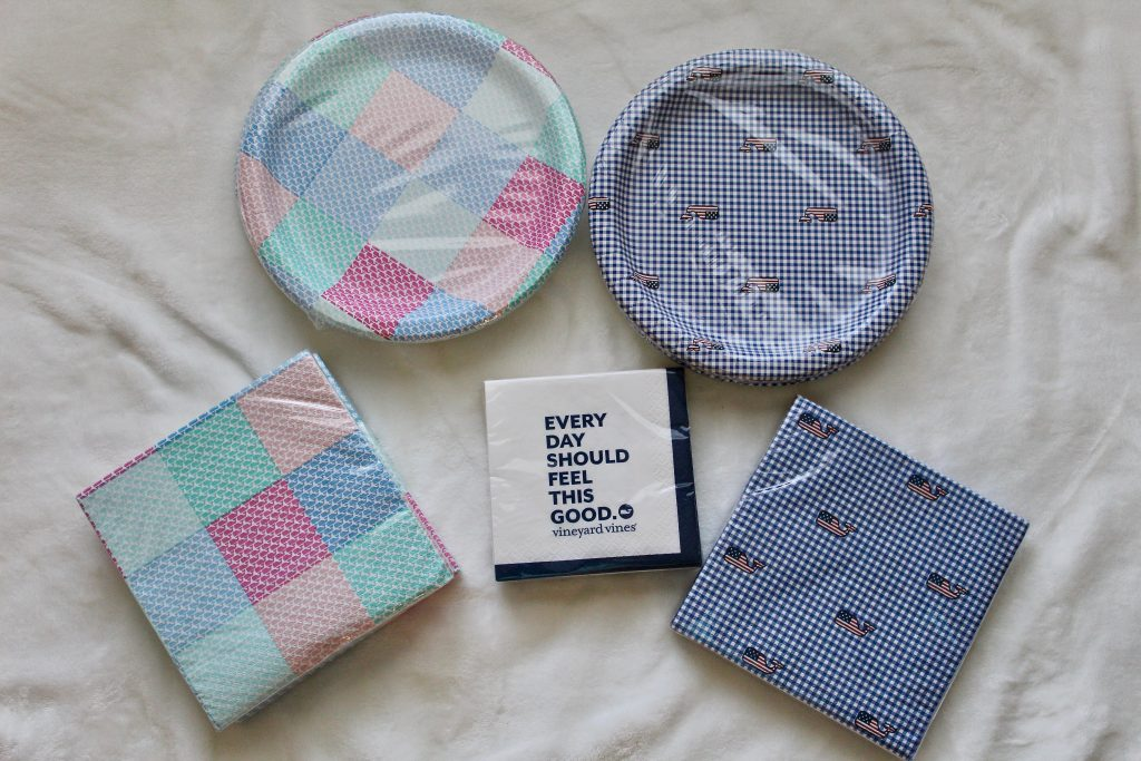 Vineyard Vines for Target paper products
