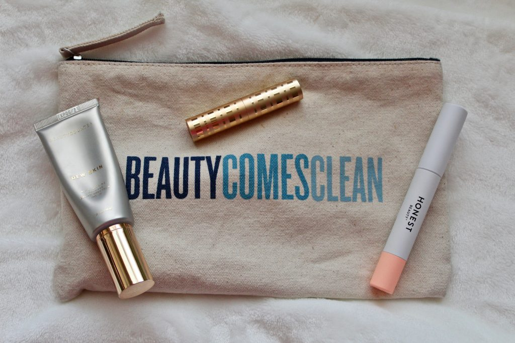 Three Step Clean Makeup Routine