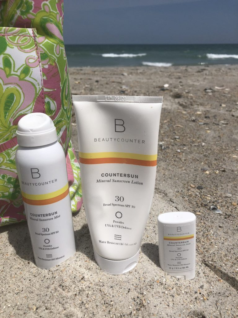 Why I Switched to Mineral Sunscreen