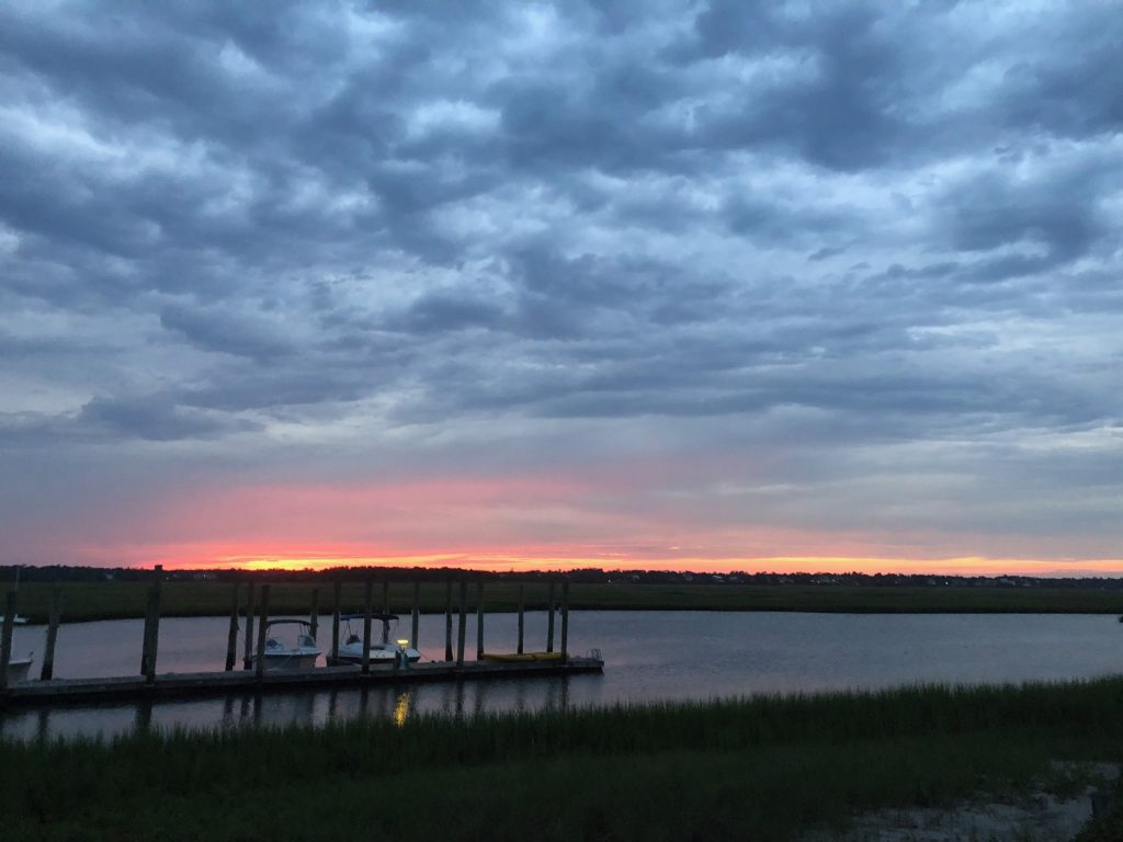 Wrightsville Beach Sunset